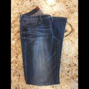 EUC Lucky Brand Sophia Jeans